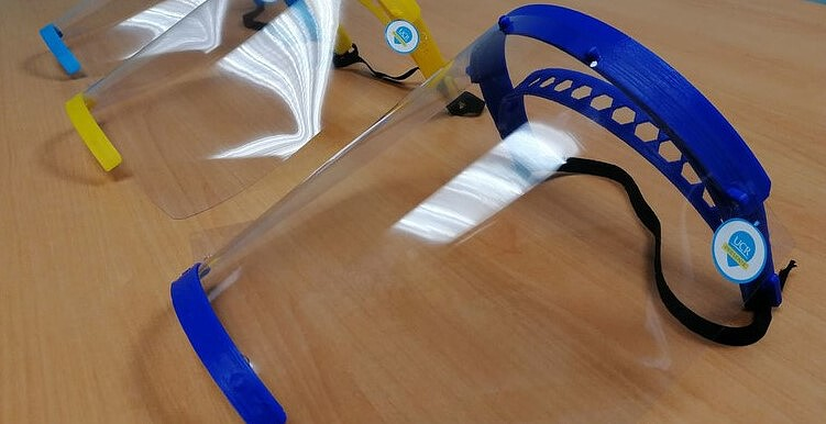University of Costa Rica Applies 3D-Printing to Create Face Masks for COVID-19 Emergency