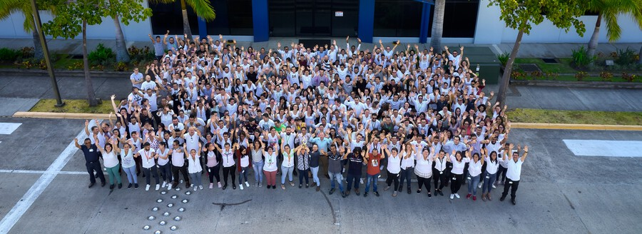 Allergan Costa Rica Wins Global Operational Excellence Award