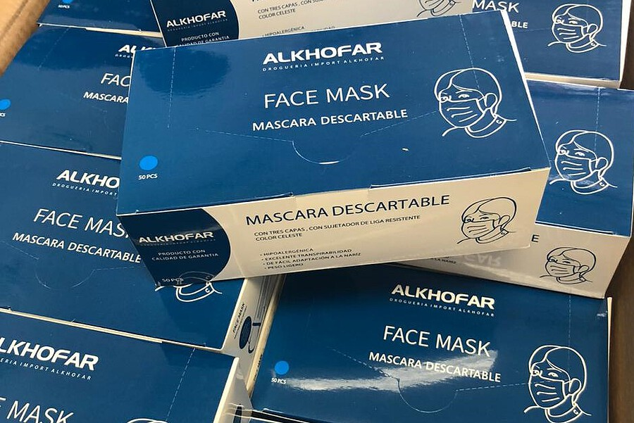 Intel Donates 6,000 Protective Face Masks for Costa Rican Healthcare Professionals