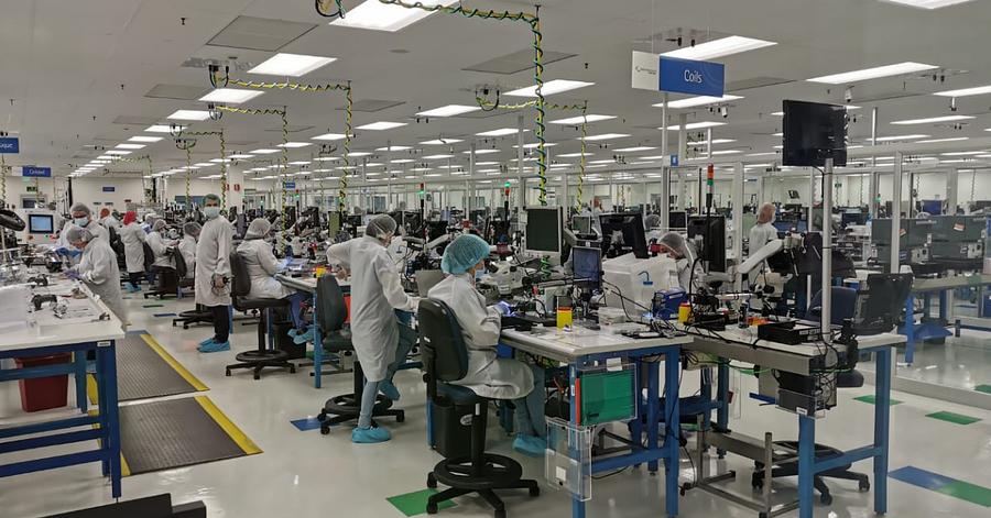 MicroVention creará 2.000 empleos por expansión en Costa Rica y construirá nueva planta