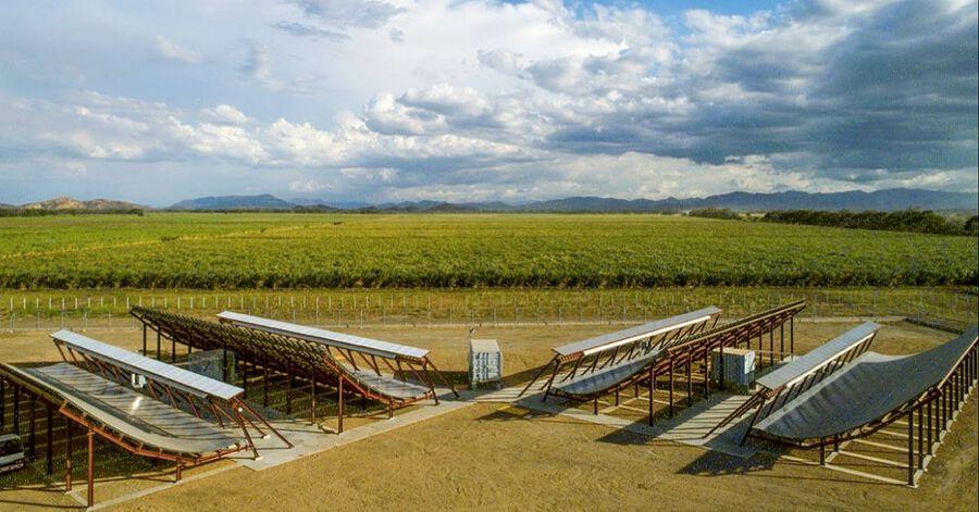 Inauguran radar espacial en Costa Rica, el más avanzado del planeta