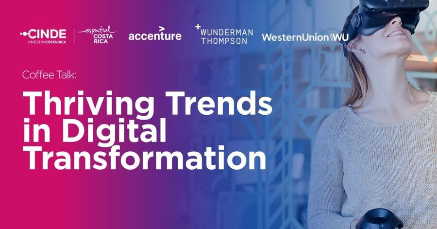 Thriving Trends in Digital Transformation