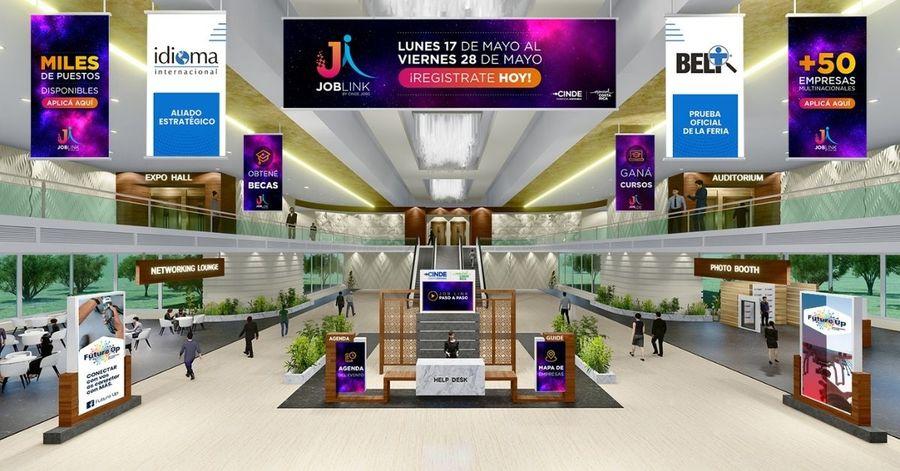 JobLink ofrecerá 6.500 puestos de trabajo en 56 empresas líderes multinacionales