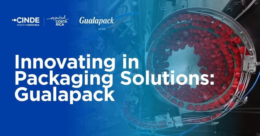 Innovating in packaging solutions: Gualapack Costa Rica