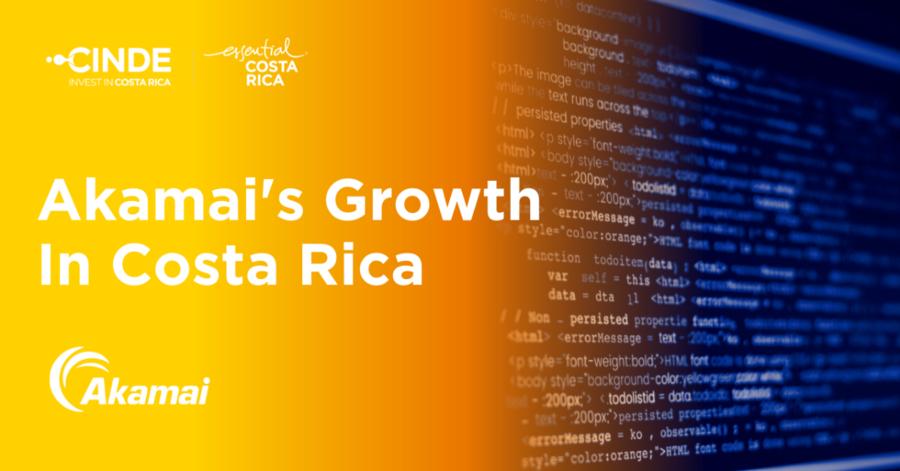 Akamai Costa Rica, Driving Transformation in Corporate Services