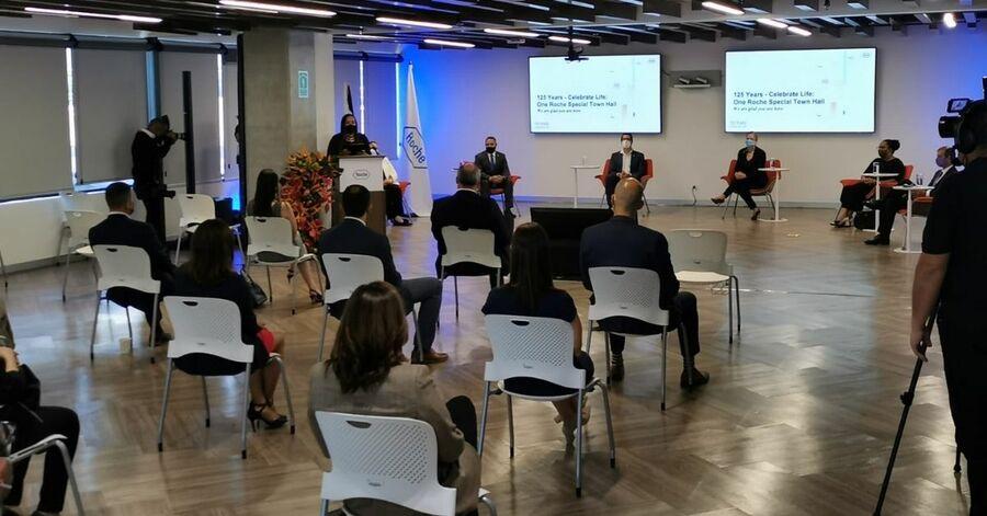Roche apuesta por un futuro en Costa Rica e invierte en consolidar sus operaciones en el país