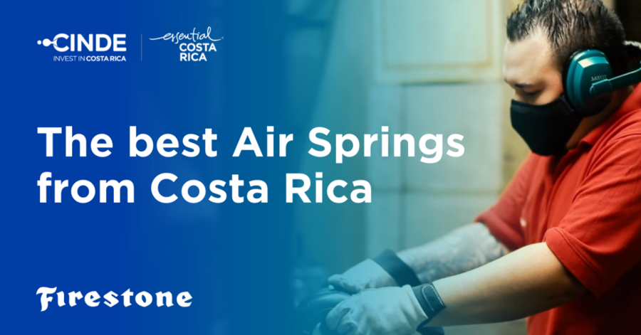 Developing the best Air Springs from Costa Rica: The case of Firestone Industrial Products